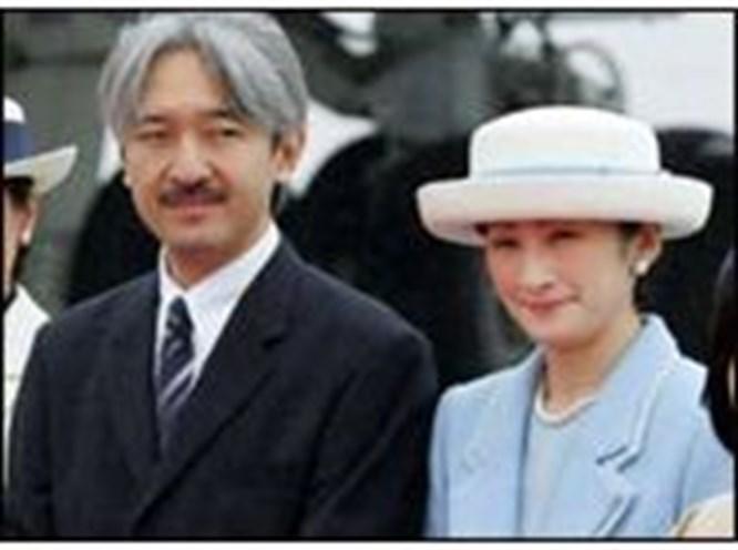 Japon prensesi hamile